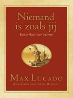 Niemand is zoals jij - Max Lucado (ISBN 9789033814242)