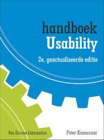 Handboek usability - Peter Kassenaar (ISBN 9789059406995)