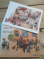 Sammie en Nele bij Van Gogh. Artist edition Engels - Nelleke de Boorder (ISBN 9789020682984)