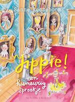 Jippie! Een humeurig sprookje - Sanne Rooseboom (ISBN 9789000348374)
