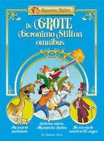 De grote Geronimo Stilton omnibus - Geronimo Stilton (ISBN 9789085923510)
