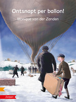 ONTSNAPT PER BALLON! - Monique van der Zanden (ISBN 9789048726127)