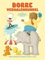 Borre Verhalenbundel - Jeroen Aalbers (ISBN 9789089223227)