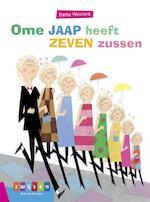 OME JAAP HEEFT ZEVEN ZUSSEN - Bette Westera (ISBN 9789048732869)