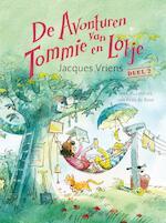 De avonturen van Tommie en Lotje deel 2 - Jacques Vriens (ISBN 9789000360208)