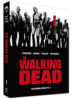 The Walking Dead SC cassette 1 - Robert Kirkman, Charlie Adlard, Tony Moore, Cliff Rathburn (ISBN 9789463063319)