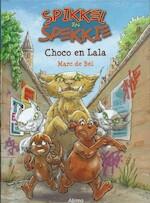 Choco en lala - Marc De Bel (ISBN 9789462342576)