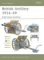 British Artillery 1914-18