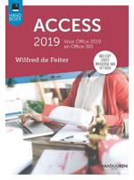 Handboek Access 2019 - Wilfred de Feiter (ISBN 9789463560658)