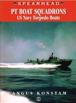 PT Boat Squadrons - Angus Konstam (ISBN 9780711030442)