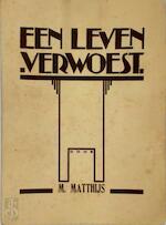 Een leven verwoest - Marcel Matthijs