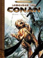 Legendes van Conan / 1 Geboren op het slagveld - Kurt Busiek (ISBN 9789460780103)