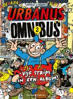 Omnibus 2 - Willy Linthout, Urbanus (ISBN 9789002254499)