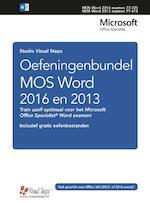 Oefeningenbundel MOS Word 2013 Basis (ISBN 9789059055629)