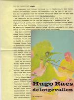 De lotgevallen - Hugo Raes