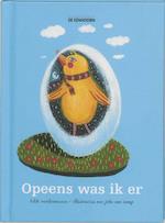 Opeens was ik er - H. Vandermeeren (ISBN 9789058384706)