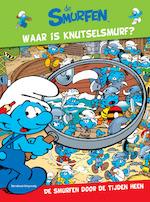 De Smurfen door de tijden heen - zoekboek - Peyo (ISBN 9789002259906)