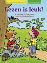Lezen is leuk! (AVI:1-2 AVI nieuw: start M3 - E3) - Kim Vandyck, Pieter van Oudheusden (ISBN 9789044747331)