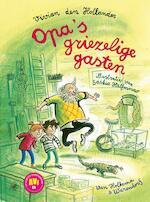 Opa's griezelige gasten - Vivian den Hollander (ISBN 9789000354115)
