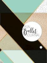 Mijn Bullet Journal - mint & goud - Nicole Neven (ISBN 9789045322537)