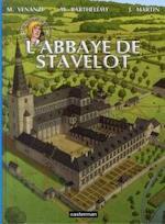 Les Voyages De Jhen ; L'abbaye De Stavelot - Jacques Martin (ISBN 9782203070981)