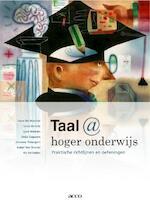 Taal@hogeronderwijs - Lieve de Wachter, Leen Verrote, Luce Broeckx, Linda Cuppens, Johanna Potargent, Isabel van Brussel (ISBN 9789033479168)
