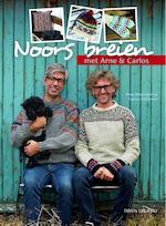 Noors breien met Arne en Carlos