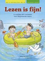 Lezen is fijn! (AVI: 1-2 AVI nieuw: start M3 - E3) - Pieter van Oudheusden, Kim Vandyck (ISBN 9789044747324)