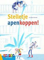 STELLETJE APENKOPPEN - Selma Noort (ISBN 9789048732920)