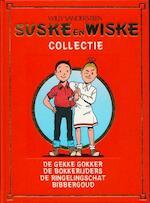 Suske en Wiske collectie : 135. De gekke gokker 136. De bokkerijders 137. De ringelingschat 138. Bibbergoud - Willy Vandersteen