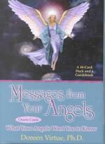 Messages from Your Angels Cards - Doreen Virtue (ISBN 9781561709069)