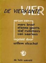 De vierkante vier - Marc Braet, Willem Elsschot, Staf Rummens, Etienne Geerts, Vic van Saarloos