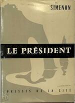Le Président - Georges Simenon