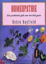 Homeopathie - Robin Hayfield, Steve Parker, Herman J.V. van den Bijtel (ISBN 9789067612289)