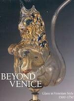 Beyond Venice - Jutta-Anette Page (ISBN 9780872901575)