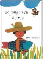 De Jongen en de vis - Max Velthuijs (ISBN 9789055797776)