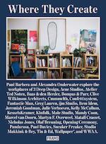 Where they create - Alexandra Onderwater, Paul Barbera (ISBN 9789077174494)
