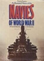 An illustrated history of the navies of World War II - Antony Preston (ISBN 9780600365693)