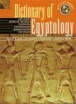 Dictionary of Egyptology - Unknown (ISBN 9781860197239)