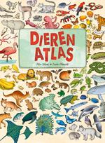 Dieren atlas (ISBN 9789036635899)