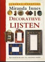 Decoratieve lijsten - Miranda Innes, Frederike Plaggemars, Renske de Boer (ISBN 9789072267535)