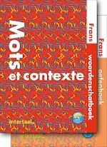 Mots et contexte - Wolfgang Fischer, Anne-Marie Le Plouhinec (ISBN 9789460307218)