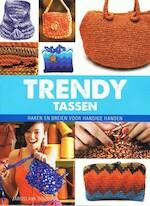 Trendy Tassen haken en breien voor handige handen - Jaroslava Dovcová (ISBN 9789039626146)