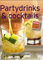 Partydrinks & cocktails - Naumann & Gobel (ISBN 9789048307654)