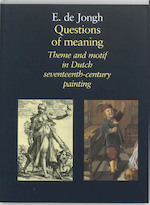 Questions of meaning - Eddy de Jongh (ISBN 9789074310642)