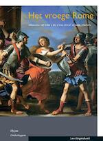 Het vroege rome - Elly Jans, Charles Hupperts (ISBN 9789087715380)