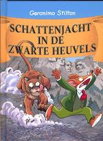 Schattenjacht in de zwarte heuvels - Geronimo Stilton