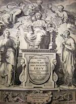 Afbeeldinghe van d'Eerste Eeuwe der Societeyt Iesu - A. [poirters], L. [udens]