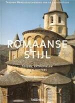 Romaanse stijl - Xavier Barral i Altet, Henri Stierlin, Frederike Plaggemars, Heleen Silvis (ISBN 9783822877814)