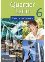 Quartier Latin 6 / Livre de documents